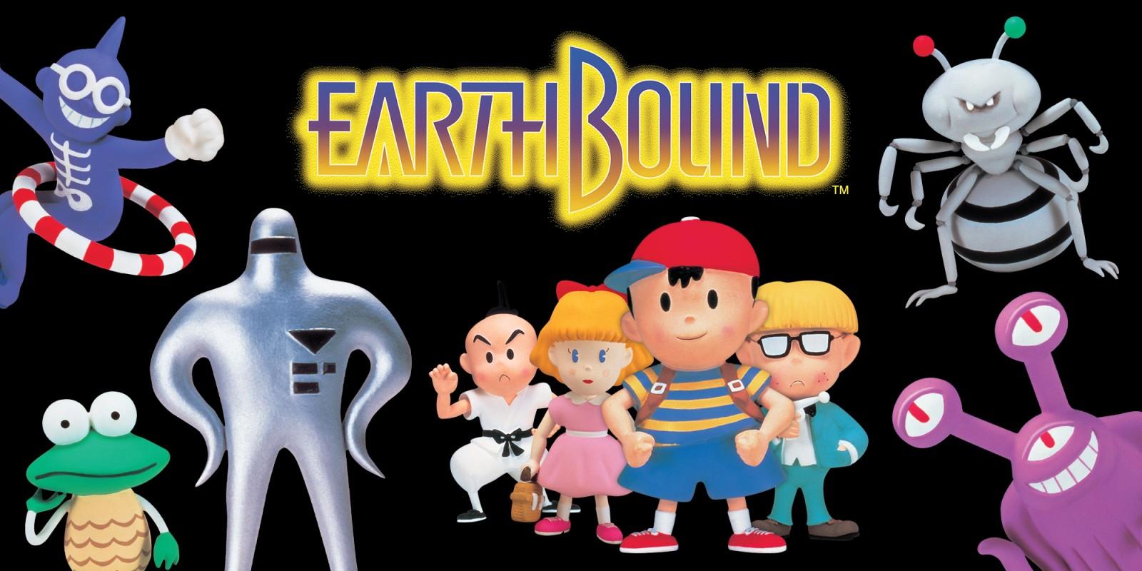 EarthBound Super Nintendo Games Nintendo