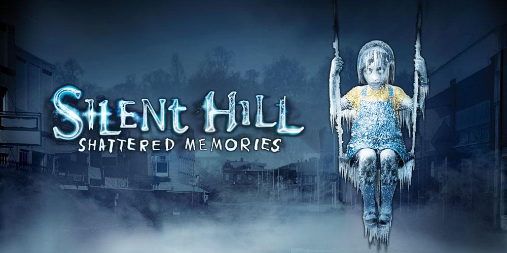 Zelda Hd Wallpaper Silent Hill Shattered Memories Wii Games Nintendo