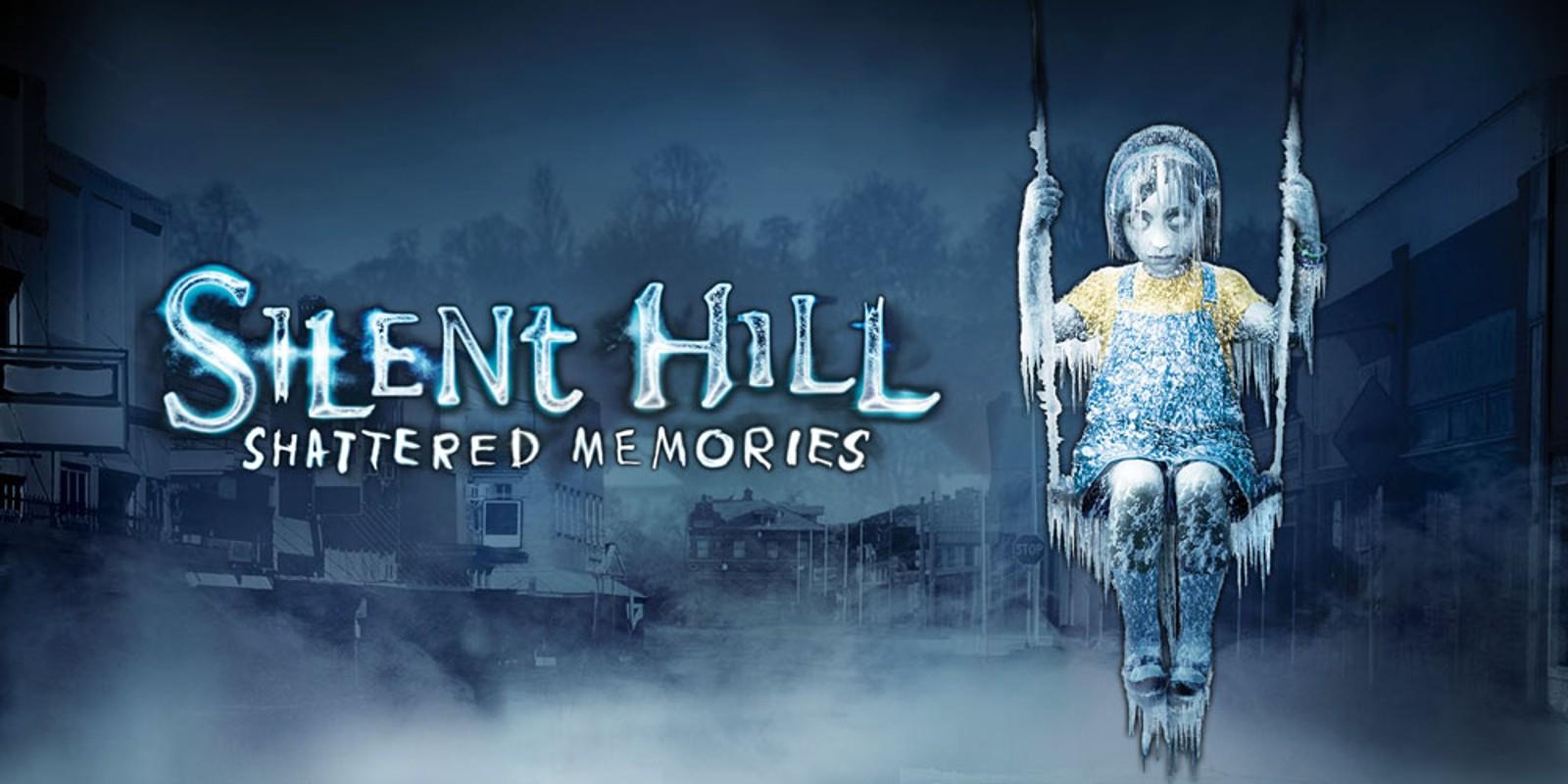 Fire Car Wallpaper Hd Silent Hill Shattered Memories Wii Games Nintendo