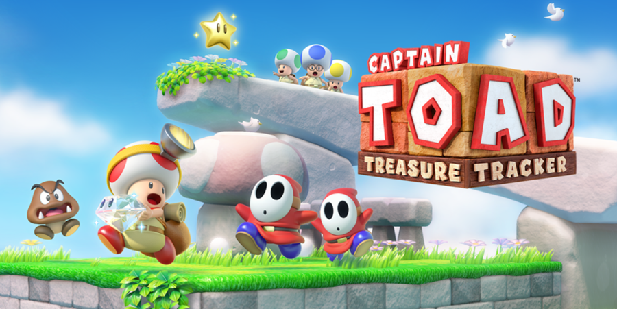 Image result for Captain Toad's Treasure Tracker