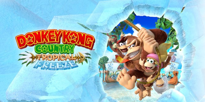 Image result for donkey kong country tropical freeze