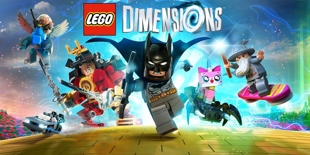 LEGO Dimensions Wii U Games Nintendo