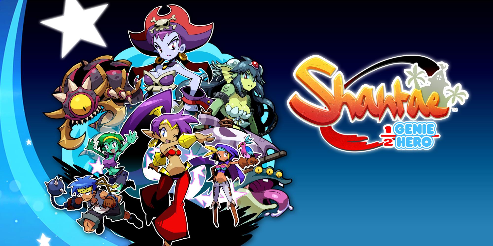 Shantae Half Genie Hero Wii U Download Software Games