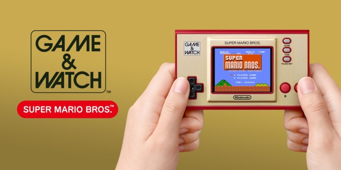 Game & Watch: Super Mario Bros. | Misceláneo | Nintendo