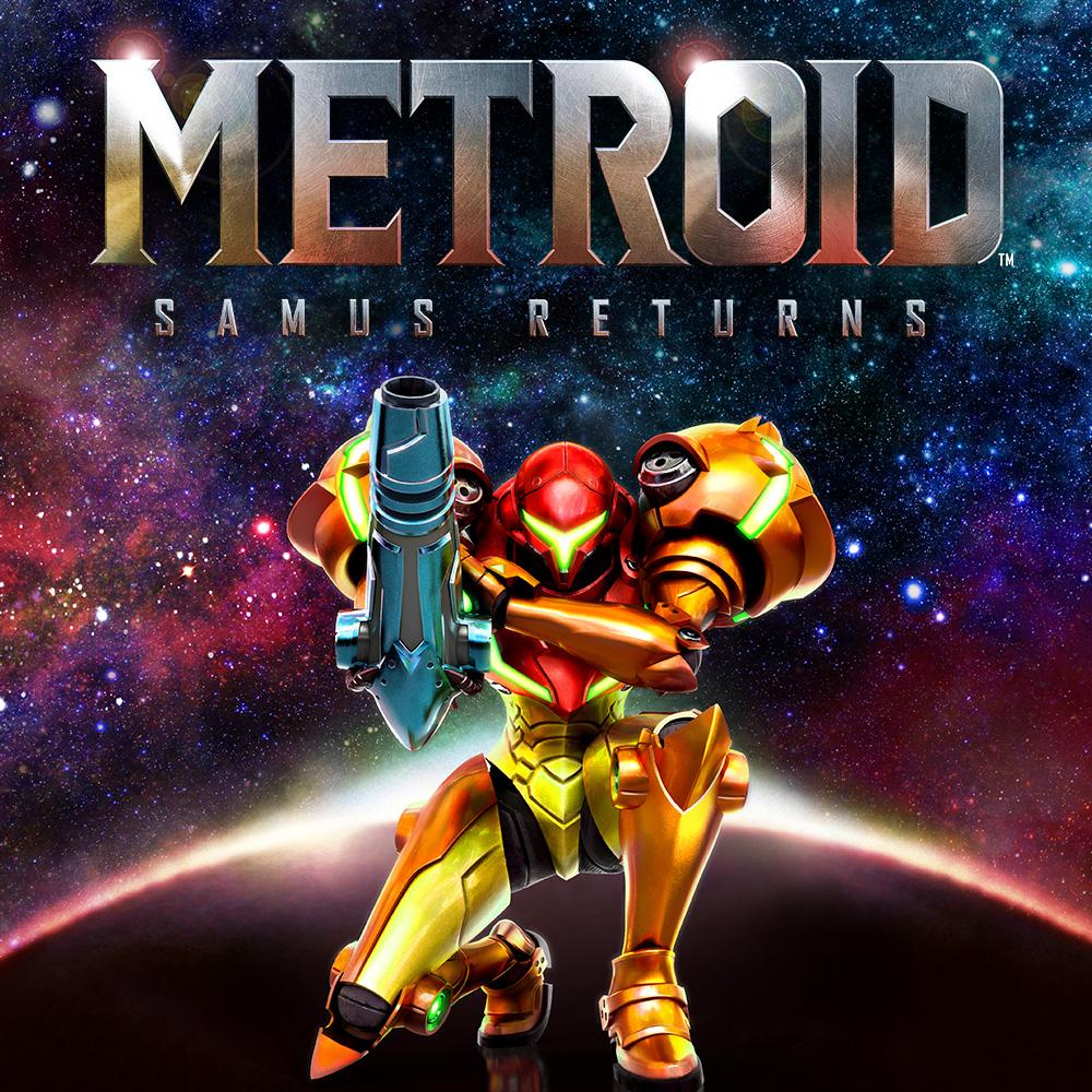 Metroid Samus Returns  Nintendo 3DS  Games  Nintendo