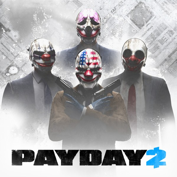 PAYDAY 2 Nintendo Switch Games Nintendo