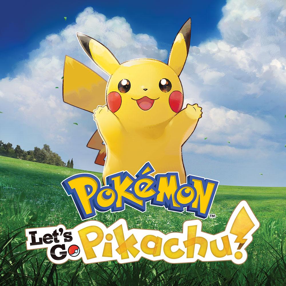 Pokémon: Let's Go, Pikachu!   Nintendo Switch   Games   Nintendo