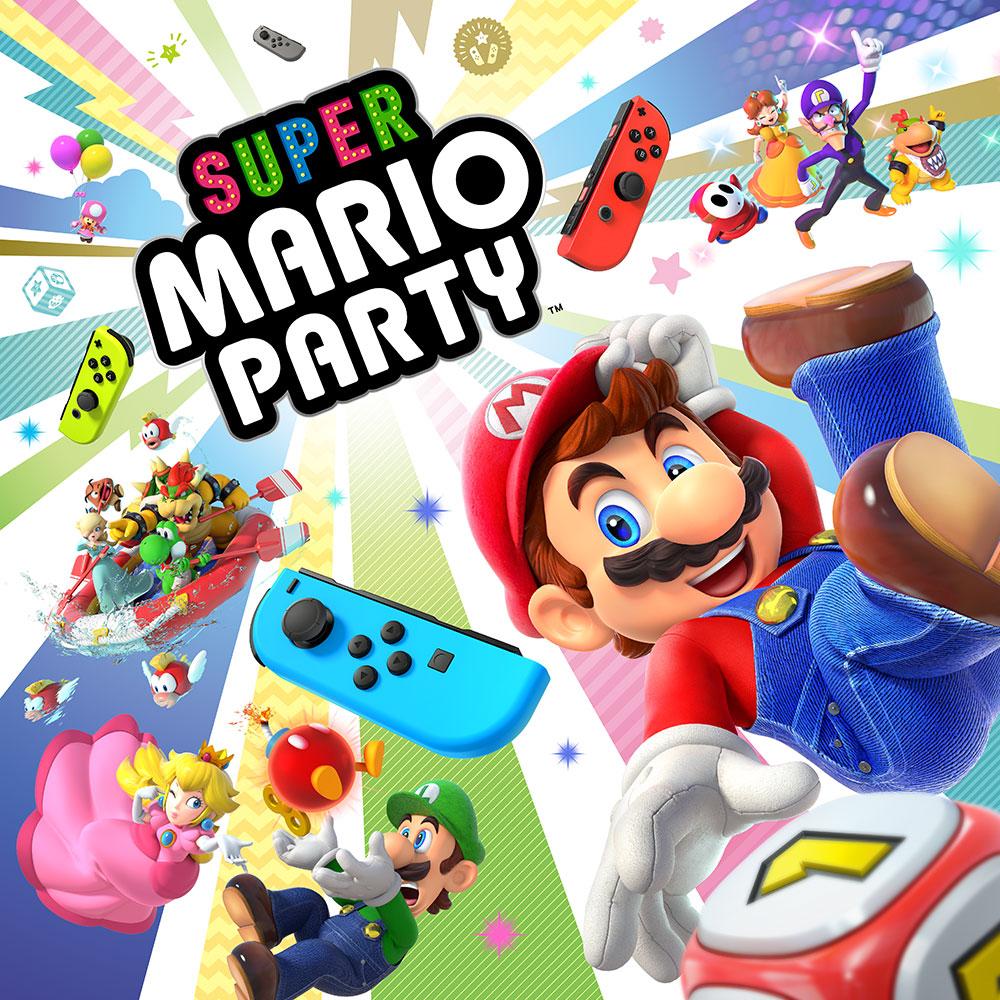 Super Mario Party | Nintendo Switch | Spiele | Nintendo