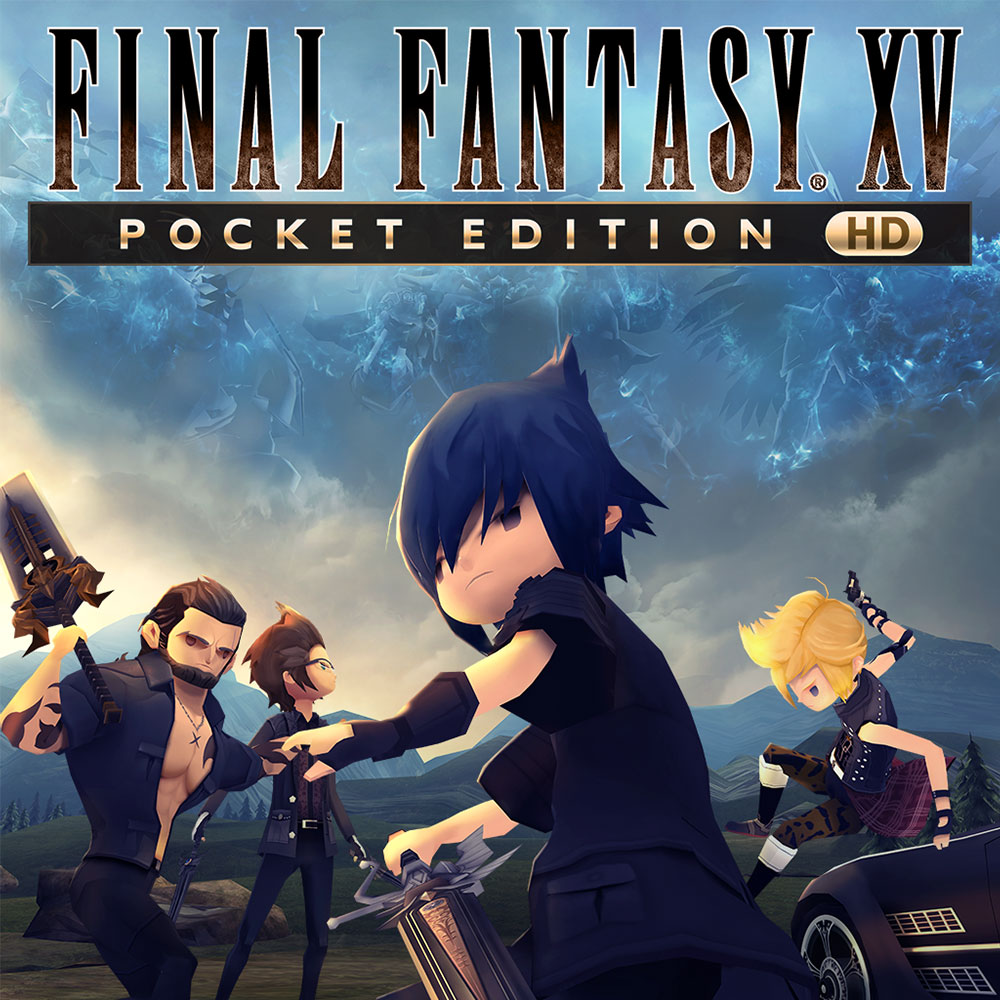 FINAL FANTASY XV POCKET EDITION HD Nintendo Switch