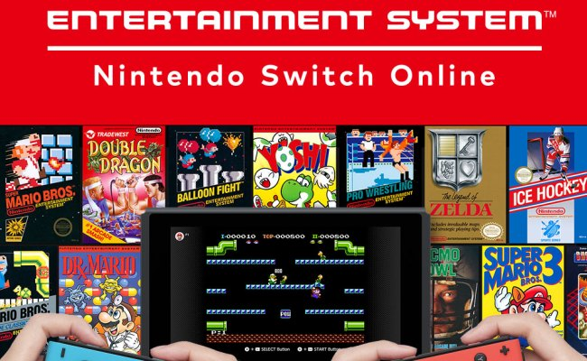 Nintendo Entertainment System Nintendo Switch Online