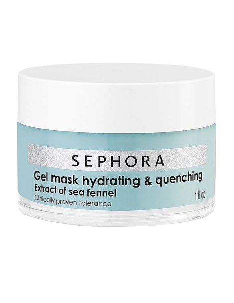 sephora collection women gel mask hydrating quenching