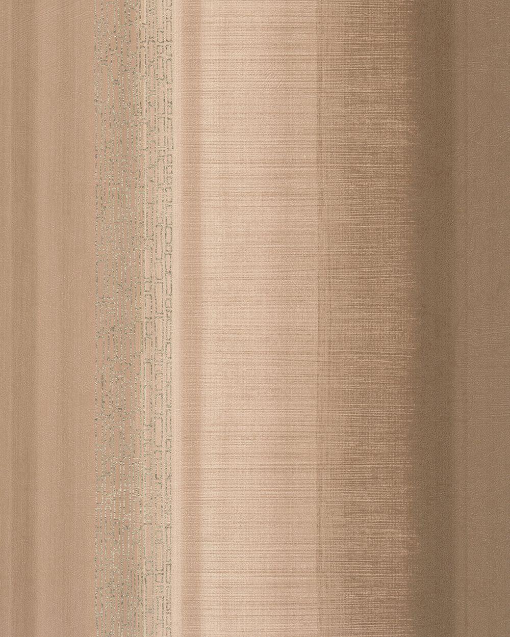 Tapete Vlies Streifen beige braun Metallic Marburg 59321