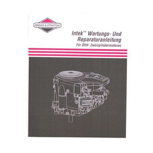briggs and stratton reparaturhandbuch 1972 triumph tr6 wiring diagram intek 2 zylinder ohv rasenmaher