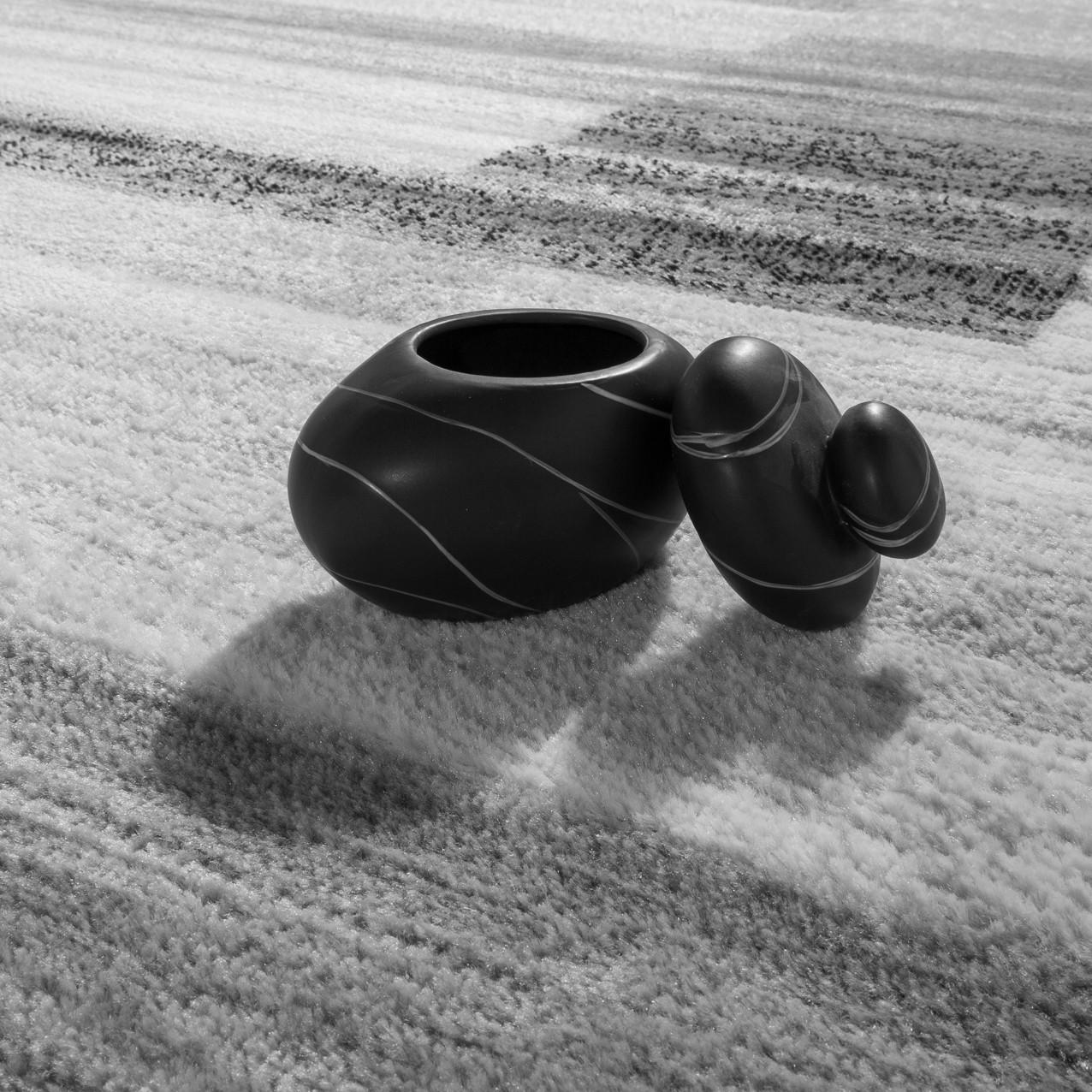 Teppich Gnstig Patchwork Design Modern Wohnzimmerteppich Grau Creme  eBay