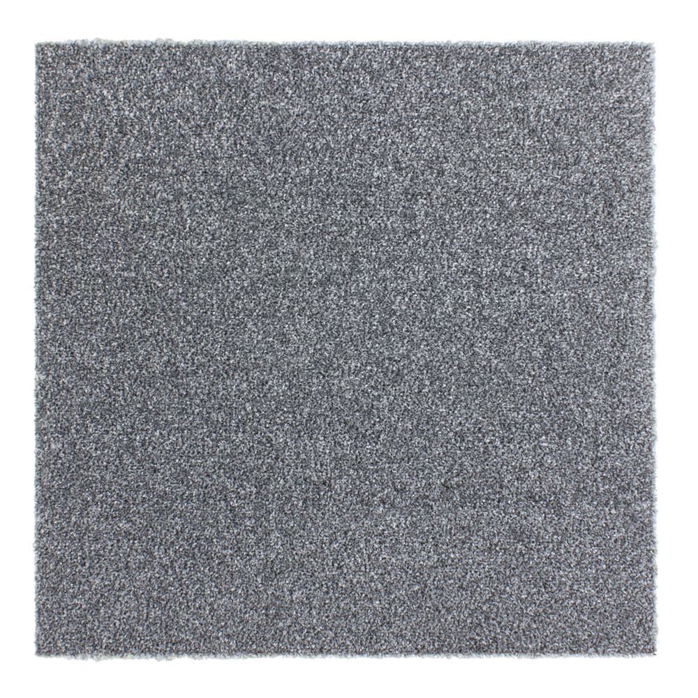Sisal Teppich 50 X 50 Carpet Tile Velour Hard Wearing Rug Grey 50x50 Cm