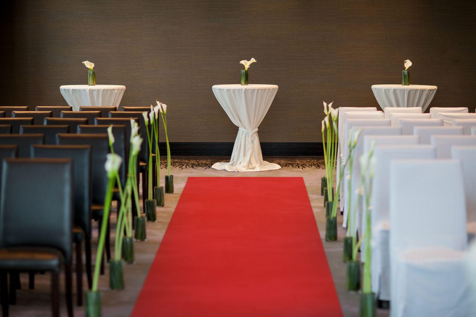 Roter Teppich VIP Red Carpet Lufer Event Teppich Wunschlnge