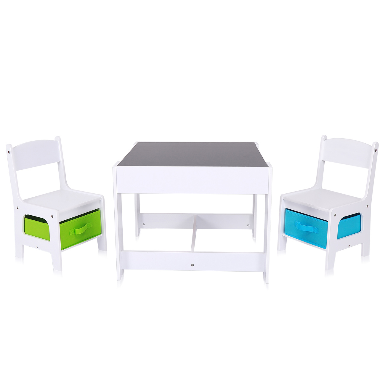 Activity Chair Baby Vivo Set Children S Activity Table With 2 Chairs Made Of Wood Max