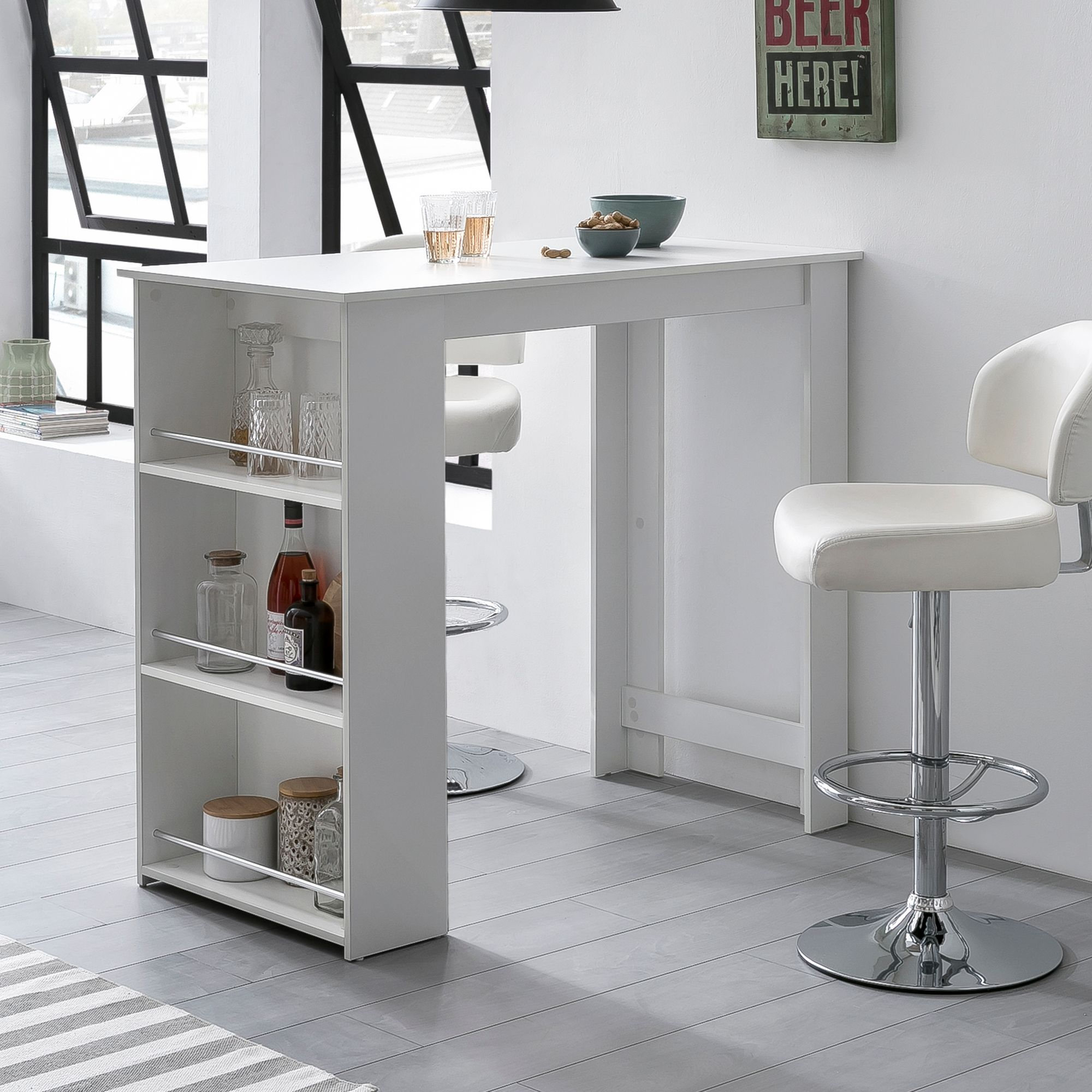 Küchentisch Bartisch Küche Tresen Tisch