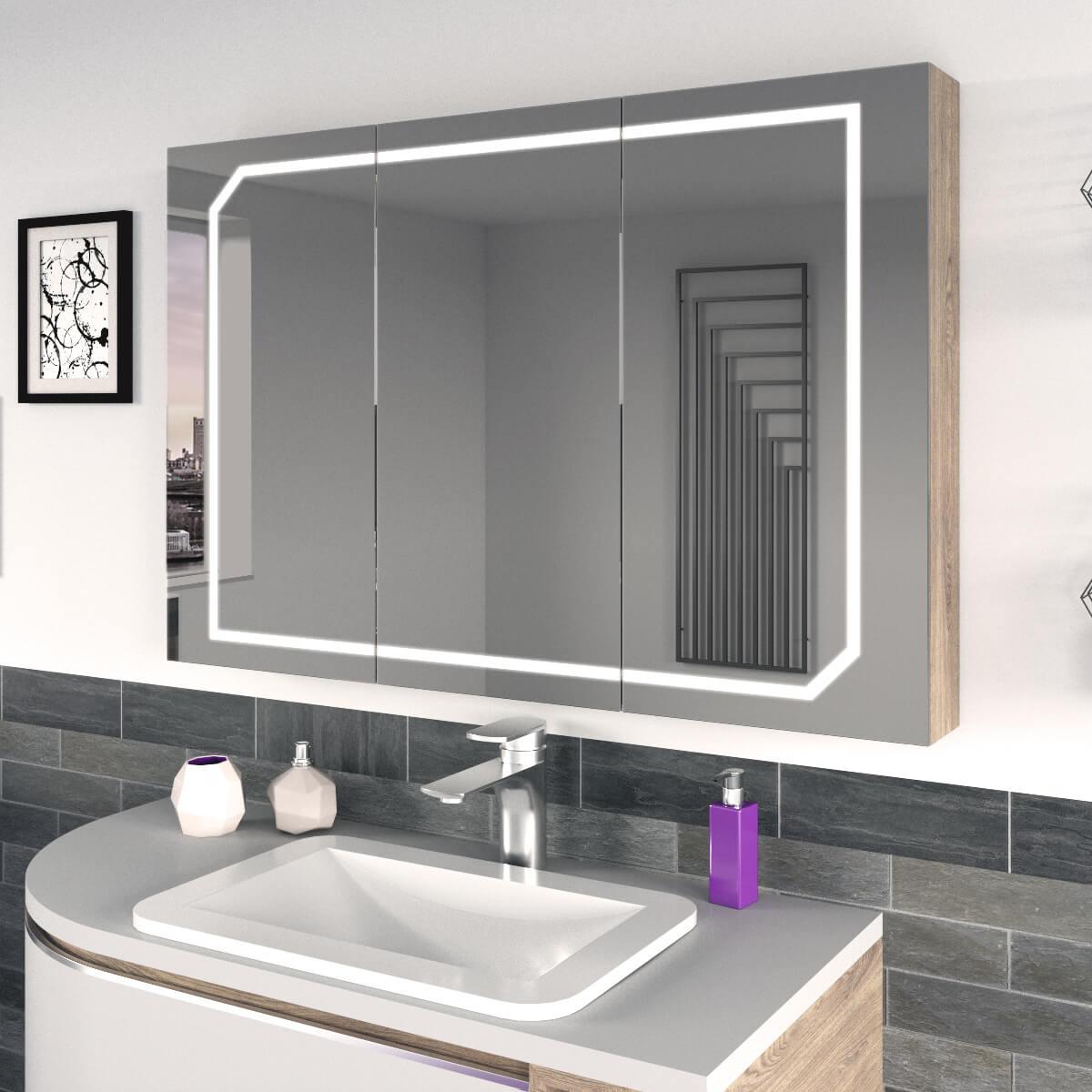 Spiegelschrank frs Badezimmer nach Ma Stoco 989706617