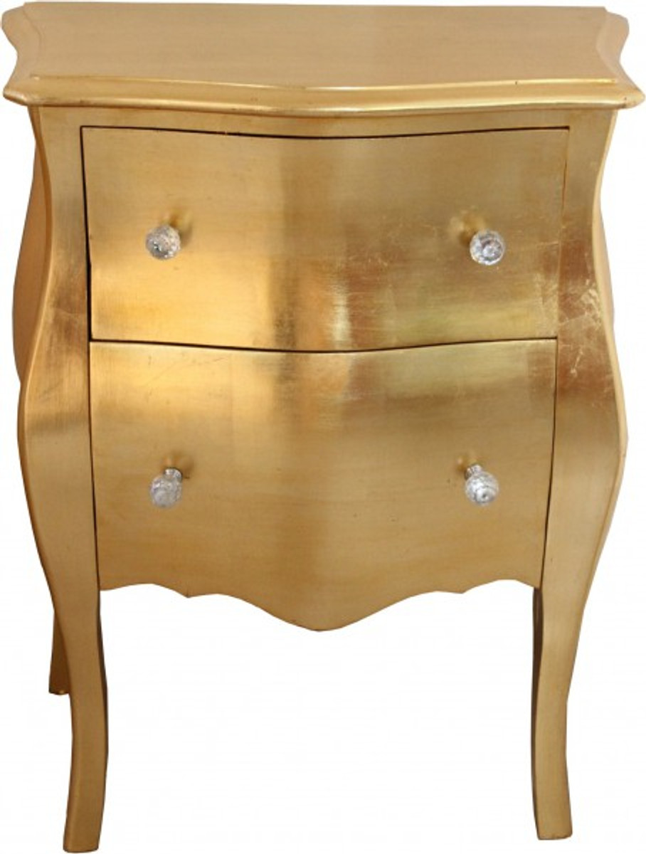Kommode Gold Casa Padrino Barock Kommode Gold, Antik Look H 78 Cm, B 62 ...