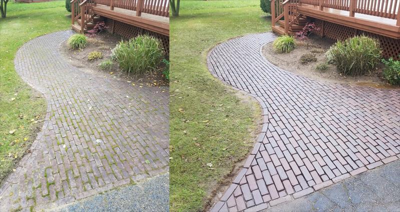 clarkston mi brick paver restoration