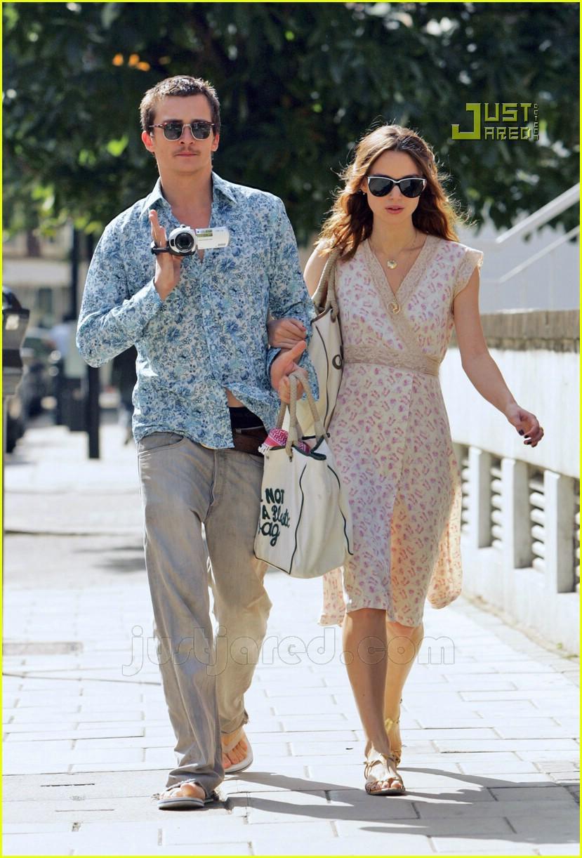 Keira Knightley And Rupert