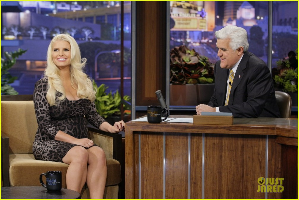 jessica simpson tonight show with jay leno appearance 05