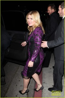 Kelly Clarkson Grammys After Parties