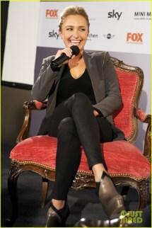 Hayden Panettiere 'nashville' Germany Screening