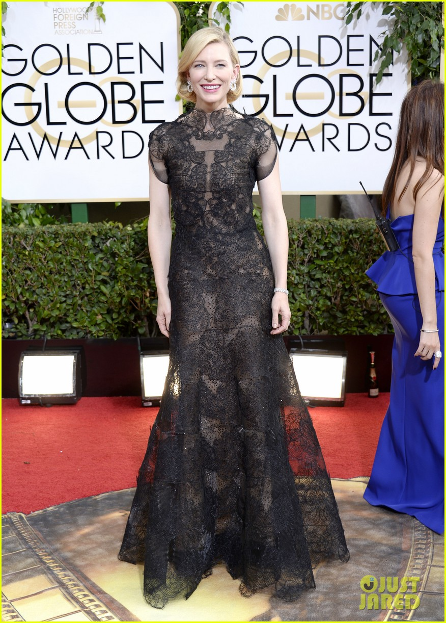 Cate Blanchett | Golden Globes 2013 Best Dressed | The 1000th Voice blog