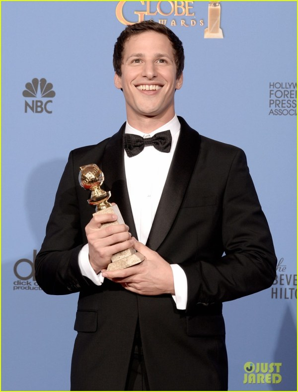 Andy Samberg Golden Globe
