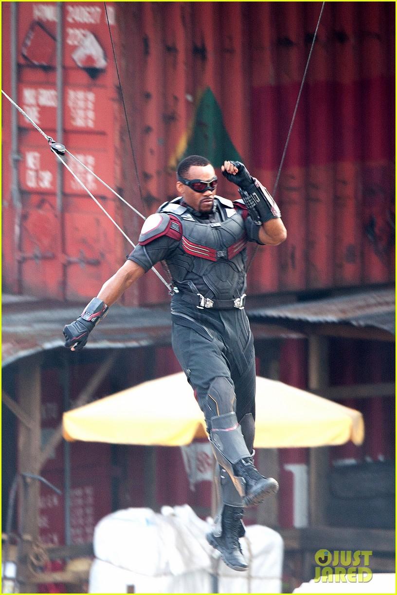 Captain America: Civil War Set Photos & Videos 61