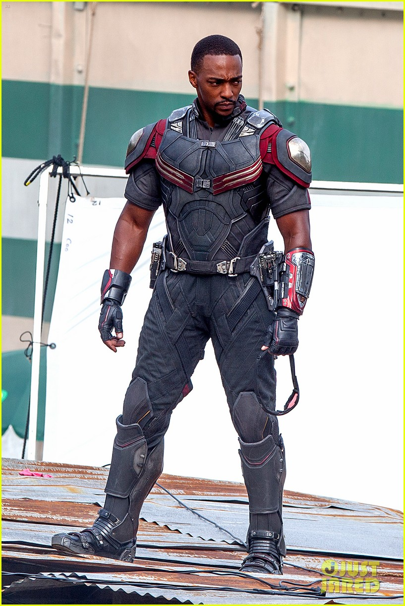 Captain America: Civil War Set Photos & Videos 70