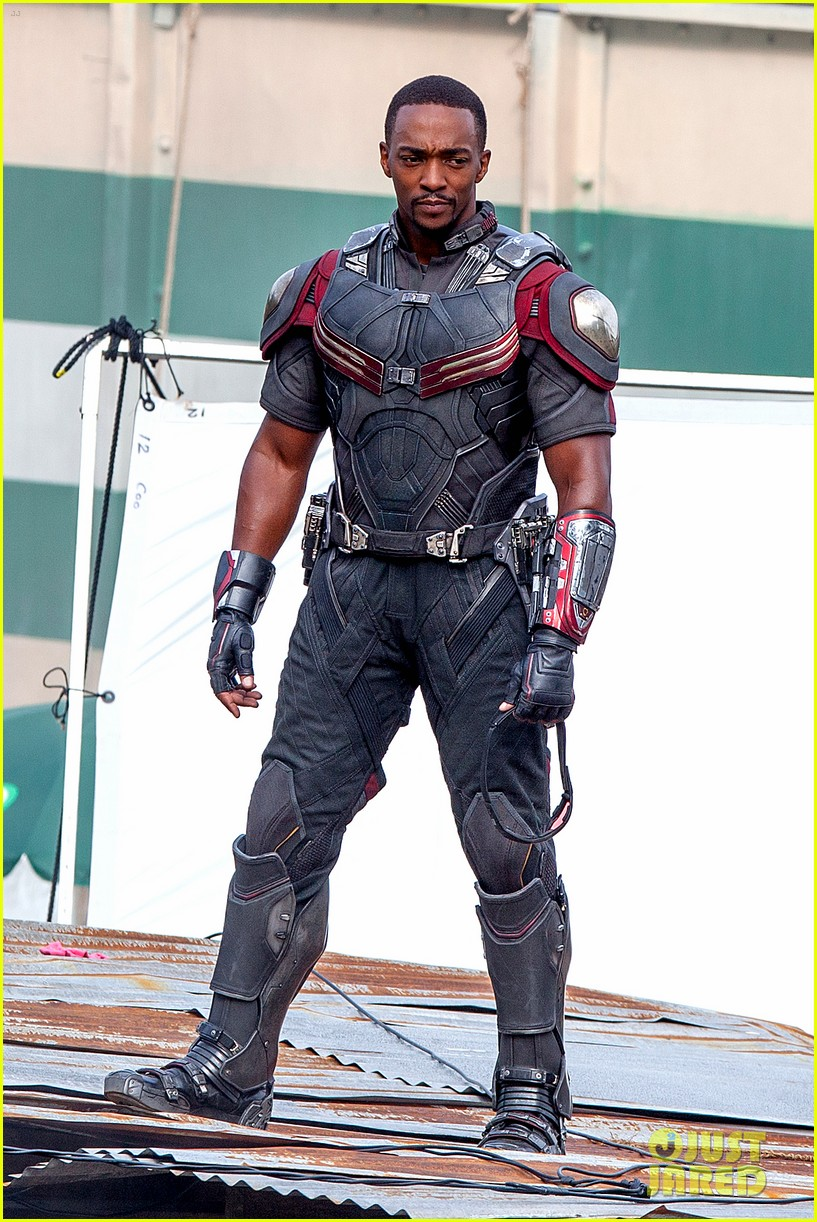 Captain America: Civil War Set Photos & Videos 73