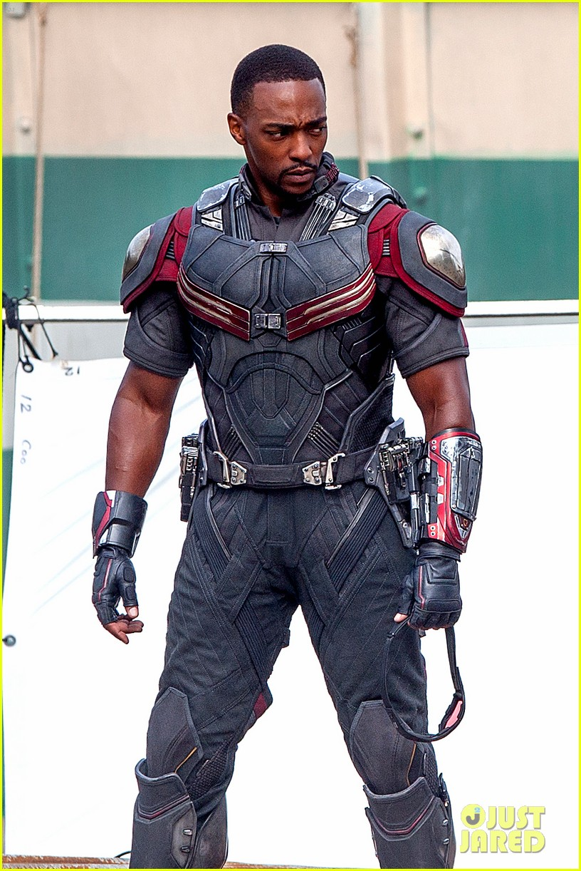 Captain America: Civil War Set Photos & Videos 74