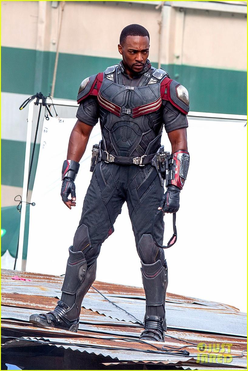 Captain America: Civil War Set Photos & Videos 75
