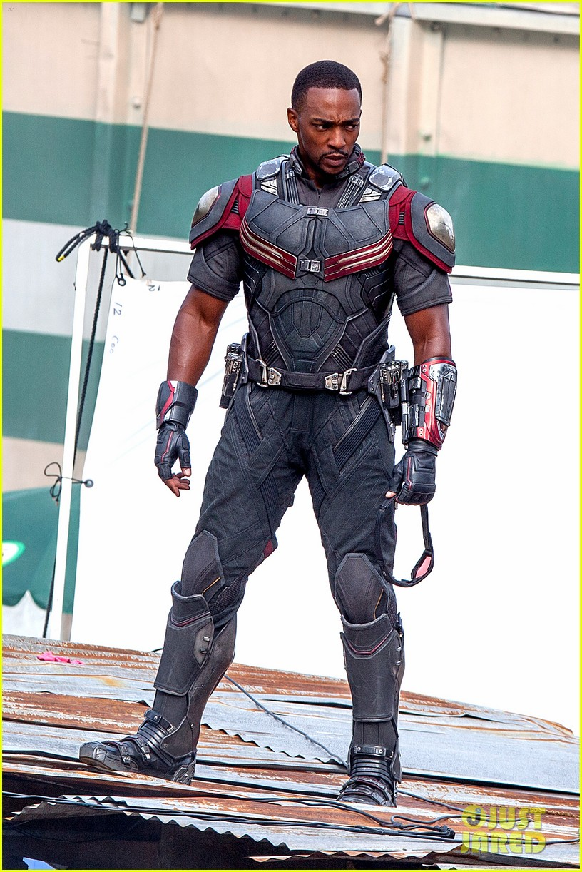 Captain America: Civil War Set Photos & Videos 77