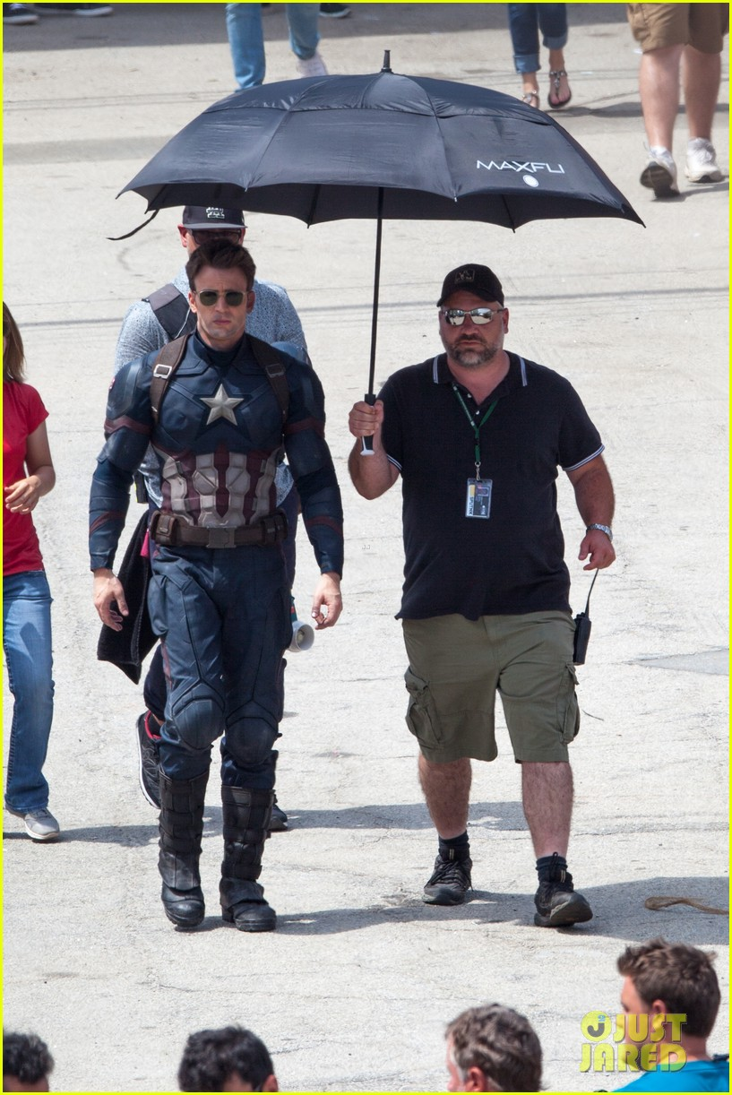 Captain America: Civil War Set Photos & Videos 79