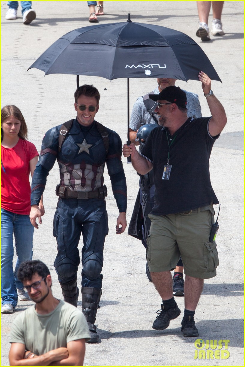 Captain America: Civil War Set Photos & Videos 82