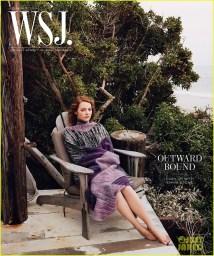 Emma Stone Magazine Covers