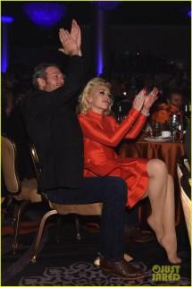 Gwen Stefani Blake Shelton and 2016