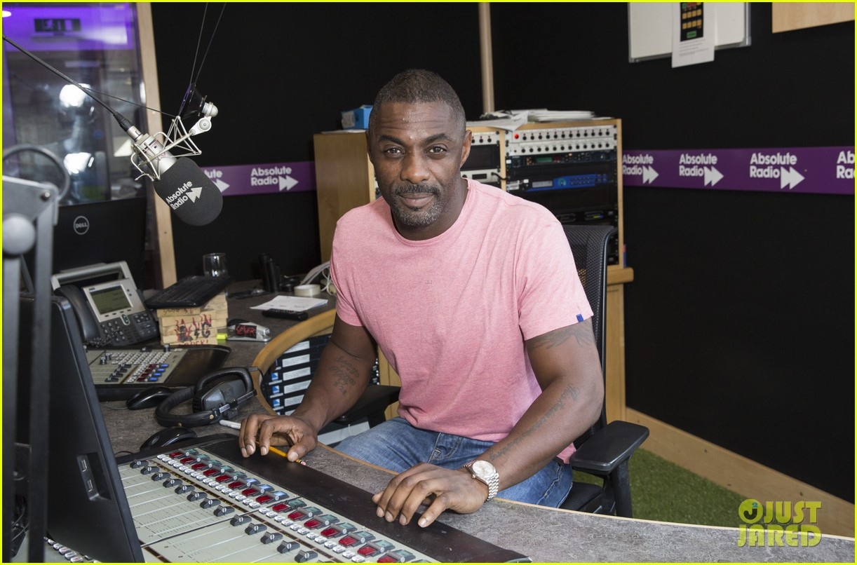 Idris Elba Reacts To Emmy Nomination 'i Am Floored