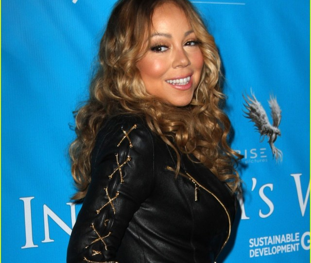 Mariah Carey Dishes Details On Her Empire Character Photo 3731128 Brett Ratner Mariah Carey Pictures Just Jared