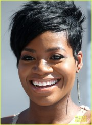 fantasia barrino hairstyle fade