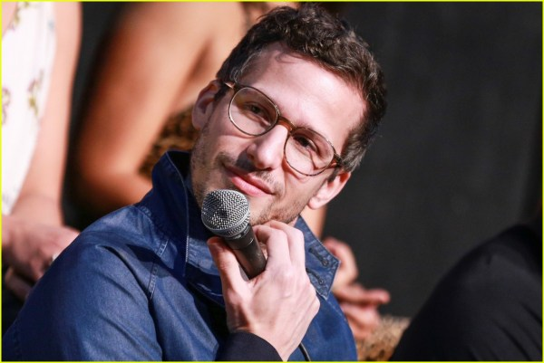 Andy Samberg Animated 'brooklyn Nine-nine' Panel 3914719 Dirk