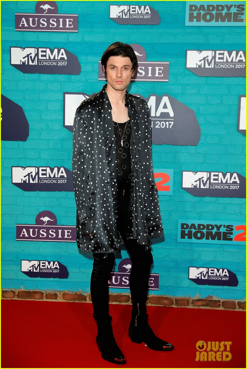 james bay mtv emas 2017 023986384