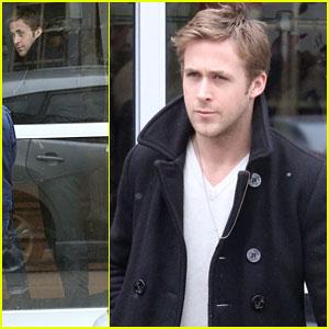 Ryan Gosling: Vintage Shopping in Toronto