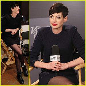 Anne Hathaway Near Drowning Stories Were False 2014