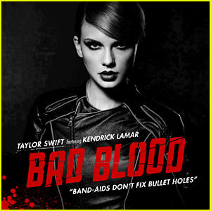 taylor swift kendrick lamar bad blood