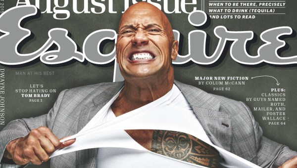 The Rock Dwayne Johnson Magazine Covers